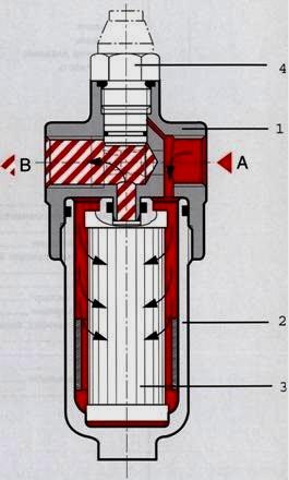 Фильтр напорный высокого давления (ФНВД)