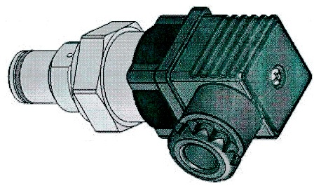Индикатор засоренности фильтра электрический