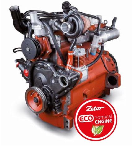 Двигатель Zetor для тракторов ANT ZETOR